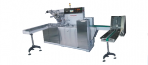 Laundry Soap Bar Wrapping Machine