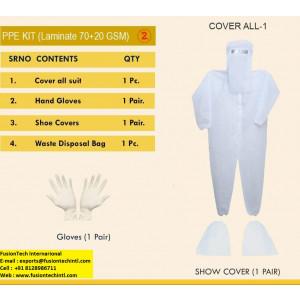 Protective Kit For Hospital Near Potosí Bolivia