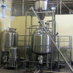 Automatic Liquid Syrup Manufacturing Plant In Delhi NCR