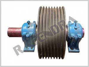 Rolling Mill Pulley