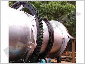 Rotary Dryer Girth Gear