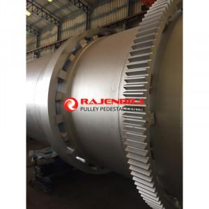 Cement Plant Gears Manufacturers In Al Qadam