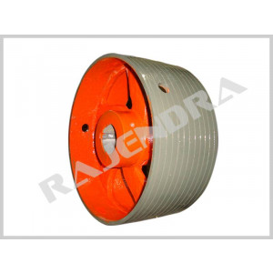 Flat Belt Pulley Exporters In Hamad Town