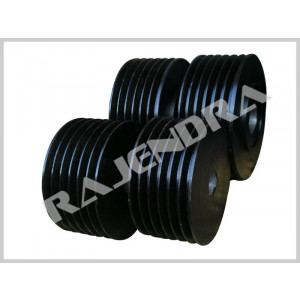Multi Groove Pulley Manufacturers In Tashan