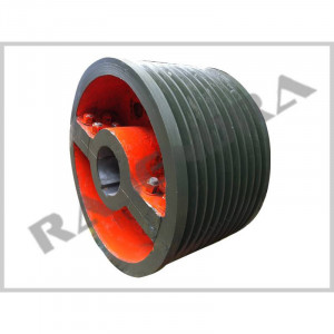 Rolling Mill Pulley Exporters In Tashan