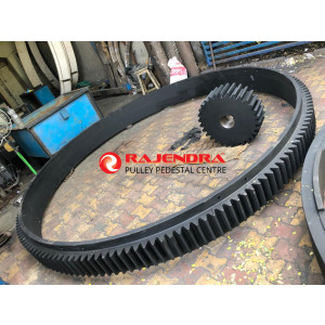 Rotary Dryer Gears Exporters,Dealers In Karzakkan