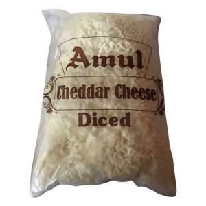 Amul Diced Cheddar Cheese