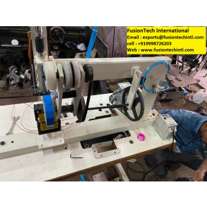 COVERALL KIT TAPING MACHINE