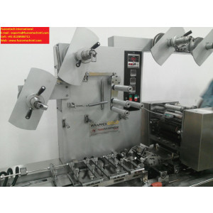 Supplier Of High Speed Soap Wrapping Machine In Murska Sobota Slovania