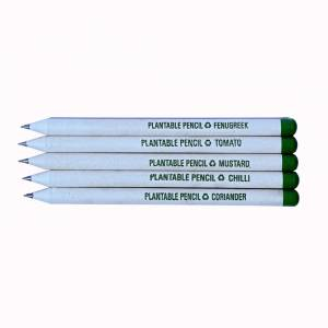 Plantable Seed Paper Pencil