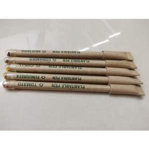 Plantable Seed Paper Pen Rajkot