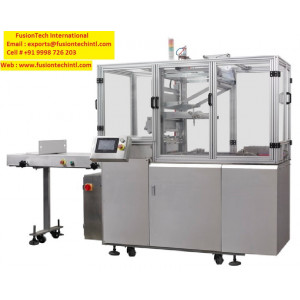 Dove Type Soap Over-Wrapping Machine