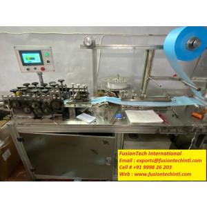 Non Woven Mask Making Machine