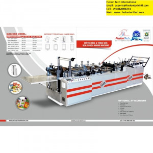 Gusset Pouch Bag Making Machine Exporters In Dabou Ivory Coast