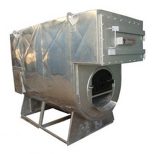 Coal Fire Hot Air Generator