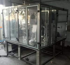 Automatic Pure Water Bottling Machine (Capacity: 6000 - 8000 Bottles/hr)