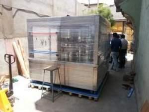 Automatic Water Bottle Filling Machine (30-40 BPM)