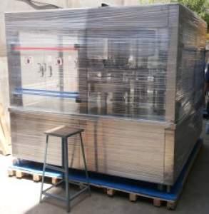 Bottle Filling Machine (Capacity: 70 - 100 Bottles/minute)