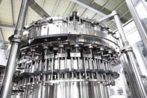 Carbonated Beverage Bottling Plant
