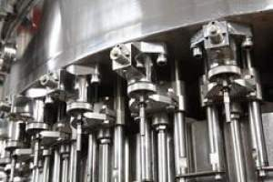 Carbonated Soda Water Bottling Machine