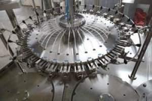 Carbonated Drink Bottling Machine