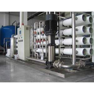 Industrial Reverse Osomosis Plant