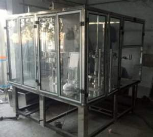Mineral Water Bottling Machine (Capacity: 30 - 40 Bottles/minute)