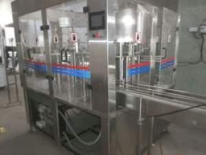 Pet Bottle Filling Machine (Capacity: 40 - 60 Bottles/minute)