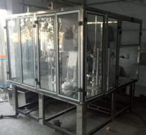 Pet Bottle Rinsing Filling Capping Machine (Capacity: 1800 - 2400 Bottles/hr)