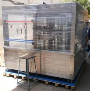 Pet Bottle Rinsing Filling Capping Machine (Capacity: 7000 - 9000 Bottles/hr)