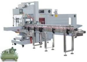 PET Bottle Shrink Wrapping Machines