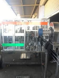 Rotary Bottle Filling Machine (Capacity: 40 Bottles/Minute)