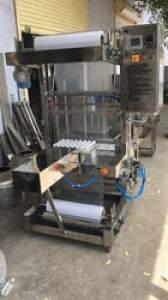 Semi Automatic Bottle Shrinking Machine