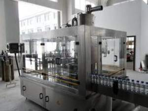 Water Bottle Filling Machine (40-60 BPM)