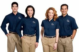 Industrial Staff Uniform