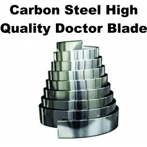 Looking For Carbon Steel Doctor Bladess In Lille France