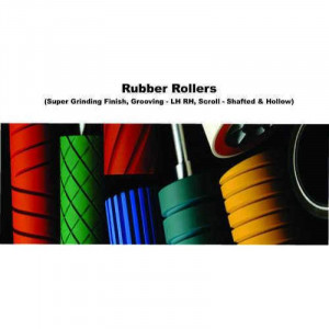 Rubber Roller From India In Reims France