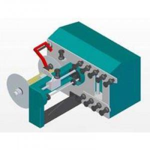 Supplier Of Trim Winding Machine For Slitter Rewinding Machine In Reims France
