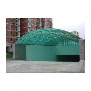FRP Roofing Shed