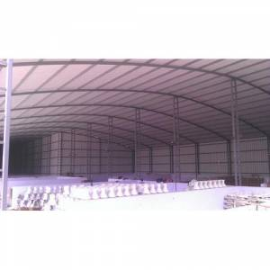 Precoated Industrial Shed