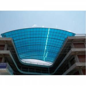 Prefabricated Polycarbonate Shed