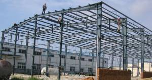 Prefabricated Steel Structure Shed