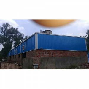 Roof Structural Fabrication Services