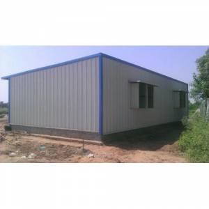 Color Coated Roofing Shed Manufacturer In Himatnagar New