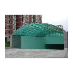 Polycarbonate Shed Supplier @Ahmedabad