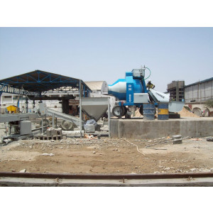 Cement Pipe Making Machinery