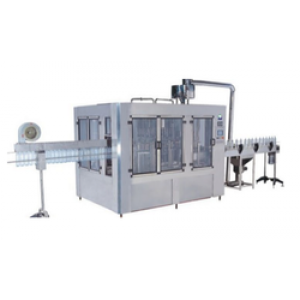 Ss 304 Three Phase Automatic Mineral Water Bottle Filling Machine