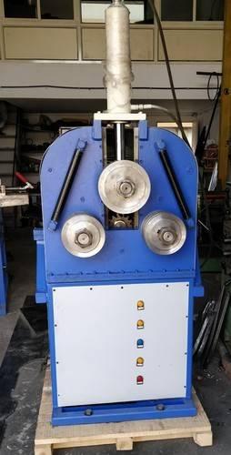 Manufacturer In Nagpur: 3 Roller Hydraulic Pipe Bending Machine Manufacturer In
