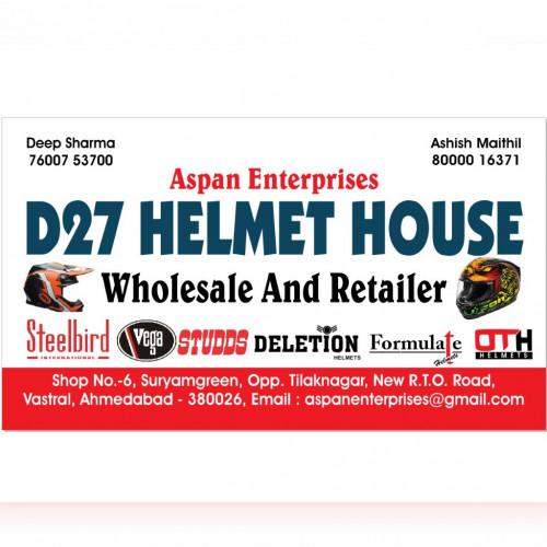 D27 Helmet House