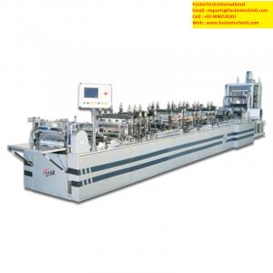 Manufacturer Of LD Poush Bag Making Machines Near Aarschot Belgium